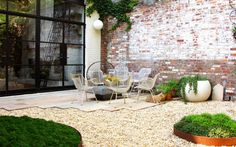 Garden Roundup: 10 Perfect Party Spaces in the City: Gardenista