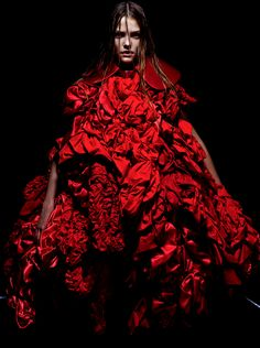 Comme Des Garçons by Mario Sorrenti for Love #13 SS 2015[via the absolute FASHION blog…]