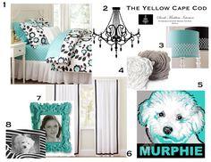 The Yellow Cape Cod: Custom Designs