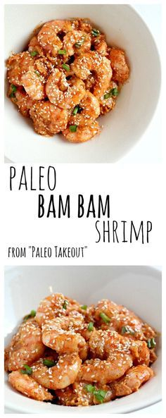 This Paleo Bam Bam Shrimp is just like the real thing. A perfect dinner that only takes 30 minutes to make.