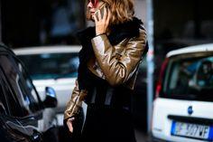 Milan Fashion Week Spring 2016, Day 6 - Milan Fashion Week Spring 2016, Day 6-Wmag