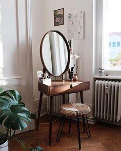 Trendy Vintage Home Design Retro Renovation 27 Ideas My New Room, My Room, Home Bedroom, Bedroom Decor, Bedroom Mirrors, Bedroom Furniture, Bedroom Ideas, Deco Retro, Retro Renovation