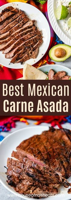 This authentic carne asada