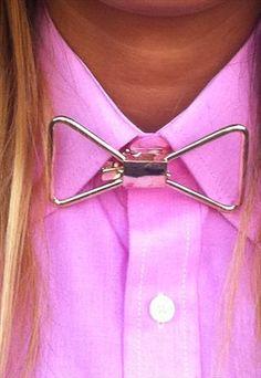 Bow Tie Brooch