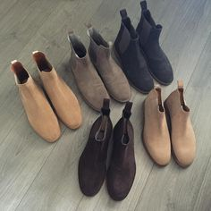 "362 mentions J'aime, 18 commentaires -  (@ritchie4real) sur Instagram : ""Think i need more chelsea boots  @chelseaculture#commonprojects ##bottegaveneta…"""