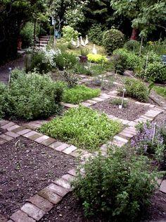 Kräutergarten..Herbs