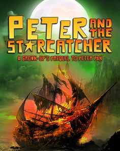 Peter and the Starcatcher, the highly inventive play by Rick Elice (Jersey Boys - Addams Family) based on the novel by humorist Dave Barry and suspense writer Ridley Pearson. It plays in the Marian Theatre February 12 - March 1 & under the stars in the Solvang Festival Theater August 21 - September 13.