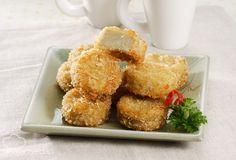 Selain jadi bahan pelengkap untuk membuat sup atau dijadikan skotel, kita juga bisa menjadikan makaroni sebagai pelengkap atau camilan. Seperti Nugget Makaroni yang pasti mencuri perhatian ini.
