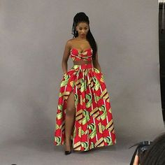 Check out this Classy Africa fashion African Fashion Designers, African Fashion Ankara, Ghanaian Fashion, African Inspired Fashion, African Print Fashion, Africa Fashion, Fashion Prints, African Fashion Traditional, African Dresses For Women