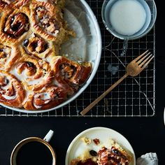 Vegan Cinnamon Pecan Rolls recipe on Food52