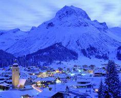 Lech & Zürs am Arlberg, Vorarlberg, Austria