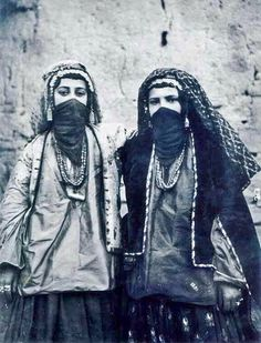 Antoin Sevruguin, Kurdish Jewish Girls, Persia Antoin Sevruguin (Persian, 1830 was a photographer in Iran during the reign of the Qajar dynasty Costume Tribal, Cyberpunk, Qajar Dynasty, Jewish Girl, Iranian Women, Iranian Actors, Iranian Beauty, Jewish History, Two Girls