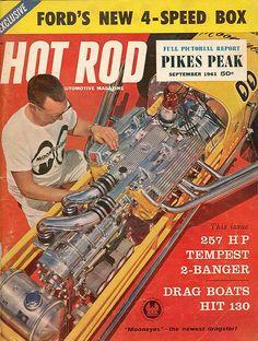 September 1961- report on Pikes Peak