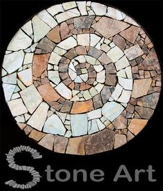 Stone Art, Unique Stoneworks by Sunny Wieler