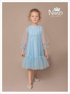 Stylish dress for a little lady / Armas-Olga / / Photoforum on BurdaStyle.ru - Stylish dress for a little lady / Armas-Olga / / Photoforum BurdaStyle Baby Dress Design, Baby Girl Dress Patterns, Baby Clothes Patterns, Frocks For Girls, Kids Frocks, Little Girl Dresses, Little Girl Fashion, Kids Fashion, Baby Frocks Designs