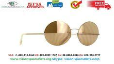 Victoria Beckham Supra Round VBS95 C07 18ct Gold Plated Lens Sunglasses Victoria Beckham Sunglasses, Round Sunglasses, Lens, Gold, Round Frame Sunglasses, Klance, Lentils, Yellow