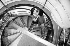 Ensaio Casal // Aline & Junior - Avenida Paulista - SP - Amor em Foco Fotografia - Cristiane Pereira