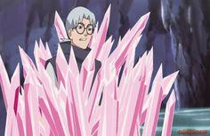 Guren's Crystal Needles