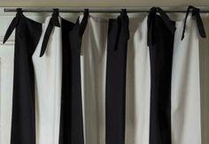 stripey curtains #styledby