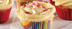 Cupcake gourmet de cappuccino