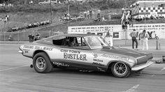 Vintage Drag Racing - Funny Car - The Chi-Town Hustler