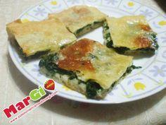 Pizza di spinaci filanti - ricetta pizza di spinaci filanti di MarGi
