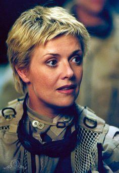 Stargate SG-1 has Samantha Carter