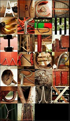 Unusual Alphabets