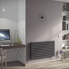 Ximax Champion Duplex Horizontal Radiator Ximax Champion Duplex Horizontal Radiator Anthracite (H)584 mm (W)1000 mm.Discover our stylish range of high quality designer radiators specially developed to blend in with the interior of your home.  http://www.MightGet.com/april-2017-1/ximax-champion-duplex-horizontal-radiator.asp