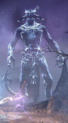 Molag Bal, imagine when he and Mehrunes Dagon face off. The Elder Scrolls, Skyrim Elder Scrolls Online, Elder Scrolls Games, Fantasy Rpg, Fantasy Hair, Fantasy Makeup, Daedric Prince, Movie Makeup, Makeup Art