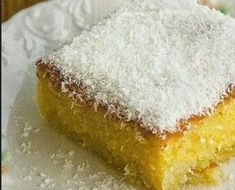 Greek Sweets, Greek Desserts, Greek Recipes, Food Network Recipes, Cooking Recipes, Cake Recipes, Dessert Recipes, Sweets Cake, Gluten Free Cakes