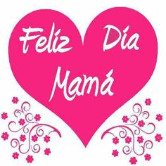 Imagen De Corazones Feliz Dia Mama