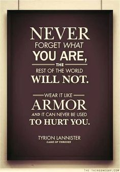 game of thrones tyrion lannister quote