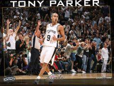 spurs   San Antonio Spurs Tony Parker Wallpaper