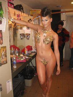 Carmen Carrera..Gurl, you betta werk!!!