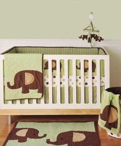 Elephant nursery theme