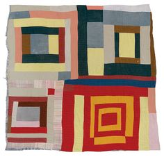 Quilts of Gees Bend by Briar Levit    Via Flickr: by Mary L. Bennett www.quiltsofgeesbend.com/