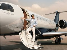 Charles D'Alberto Blog: Check out Jackie Chan's new $20 million private jet - Charles D'Alberto
