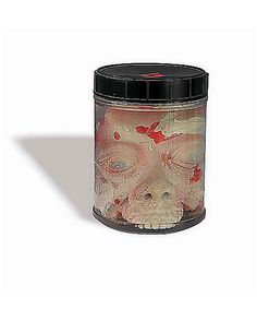 Shrunken Head in Jar - Decorations  - Spirithalloween.com