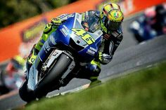 Rossi at Philip Island Phillips Island, Vr46, Valentino Rossi, Motogp, Motorbikes, Cars Motorcycles, Yamaha, Competition, Racing