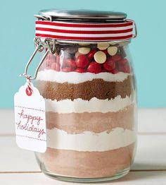 Host/Hostess Gift: DIY Cookie Mix