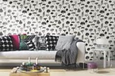 Salas de estilo  por Schmitz Tapeten Import GmbH & CoKg