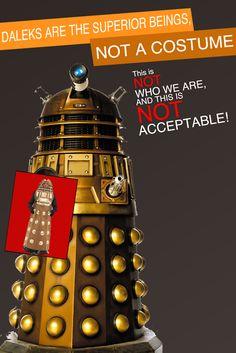 typical Dalek
