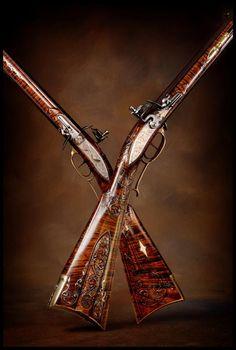 John's dream gun - Swivel Breech Rifle