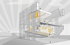 Absurd Machine: Project on the National Mall by Amna Ansari, via Behance