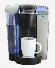 I love my Keurigs soooo much!  One at work and one at home- can't leave home without it... now for the vehicle version!