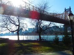 Queensboro Bridge Park, Queens  NY, USA - 2012
