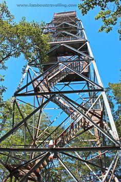 dorset scenic tower ontario lake of bays