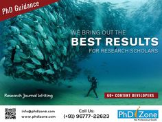 PhDiZone provides professional guidance to the research scholars through the high-quality research article and thesis writing services. Our expert team with their own specific talent about all the research domains assures unique novelty conceptualization and exceptional writing services. Our PhDiZone currently focuses on providing advanced research and development in the specialized areas such as Big Data, Cloud Computing, Data Mining, Digital Image Processing (DIP), Digital Signal…