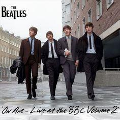 The Beatles - On Air: Live at the Bbc, Vol. 2 (LP) (Vinyl)